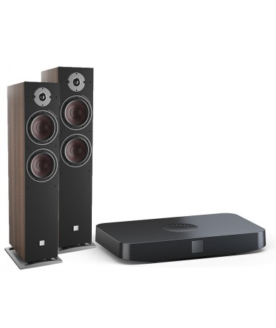 DALI Oberon 7C + Sound Hub aktyvi stereo sistema - Aktyvios kolonėlės