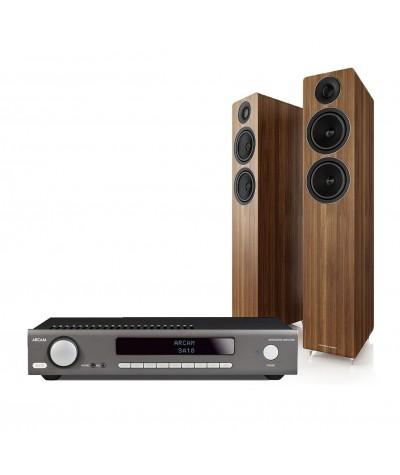Arcam SA10 + Acoustic Energy AE309 - Stereo komplektai