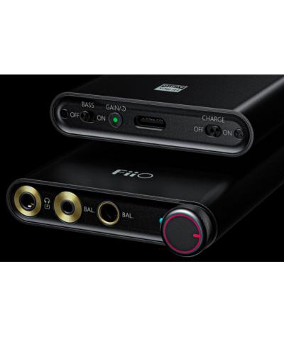 FiiO Q3 nešiojamas ausinių stiprintuvas / DAC - Ausinių stiprintuvai