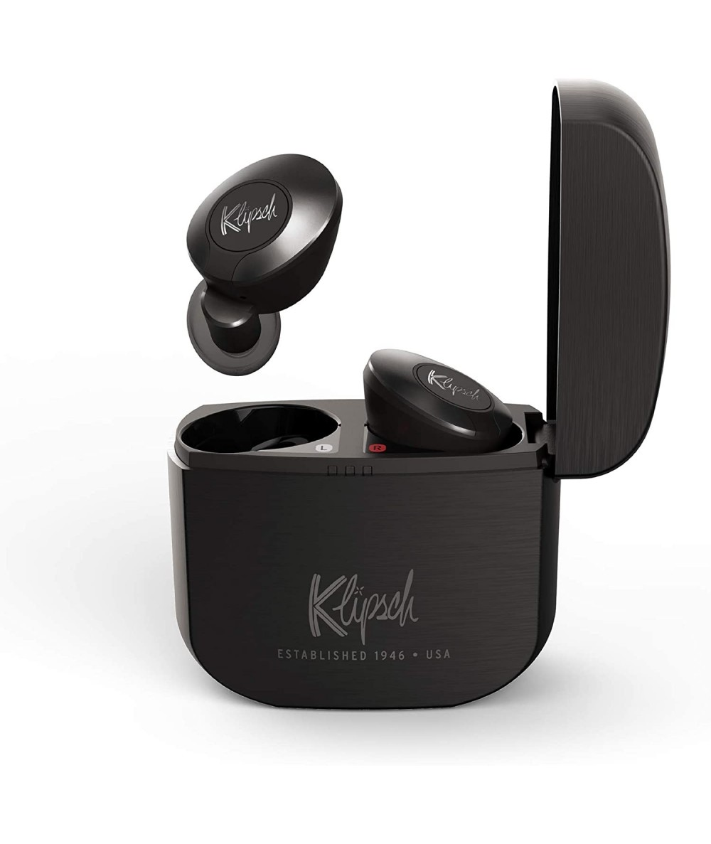 Klipsch T5 II True Wireless belaidės ausinės (earbuds) - True wireless
