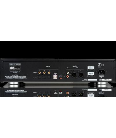 Musical Fidelity M6sR DAC skaitmeninis-analoginis konverteris - DAC (keitikliai)
