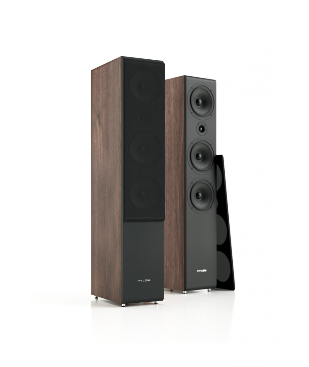 PYLON Audio Opal 30 grindinės kolonėlės - Grindinės kolonėlės
