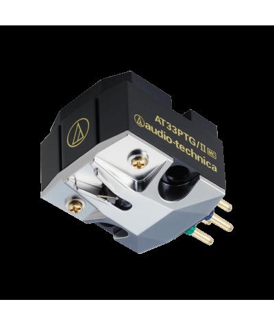 Audio-Technica AT33PTG/II MC tipo patefono galvutė - Patefonų galvutės ir priedai