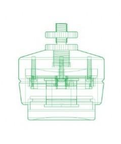 IsoAcoustics Gaia III antivibracinės kojelės kolonėlėms (4vnt) - IsoAcoustics priedai