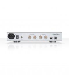 Lumin M1 garso stiprintuvas su tinklo grotuvu - Stereo stiprintuvai