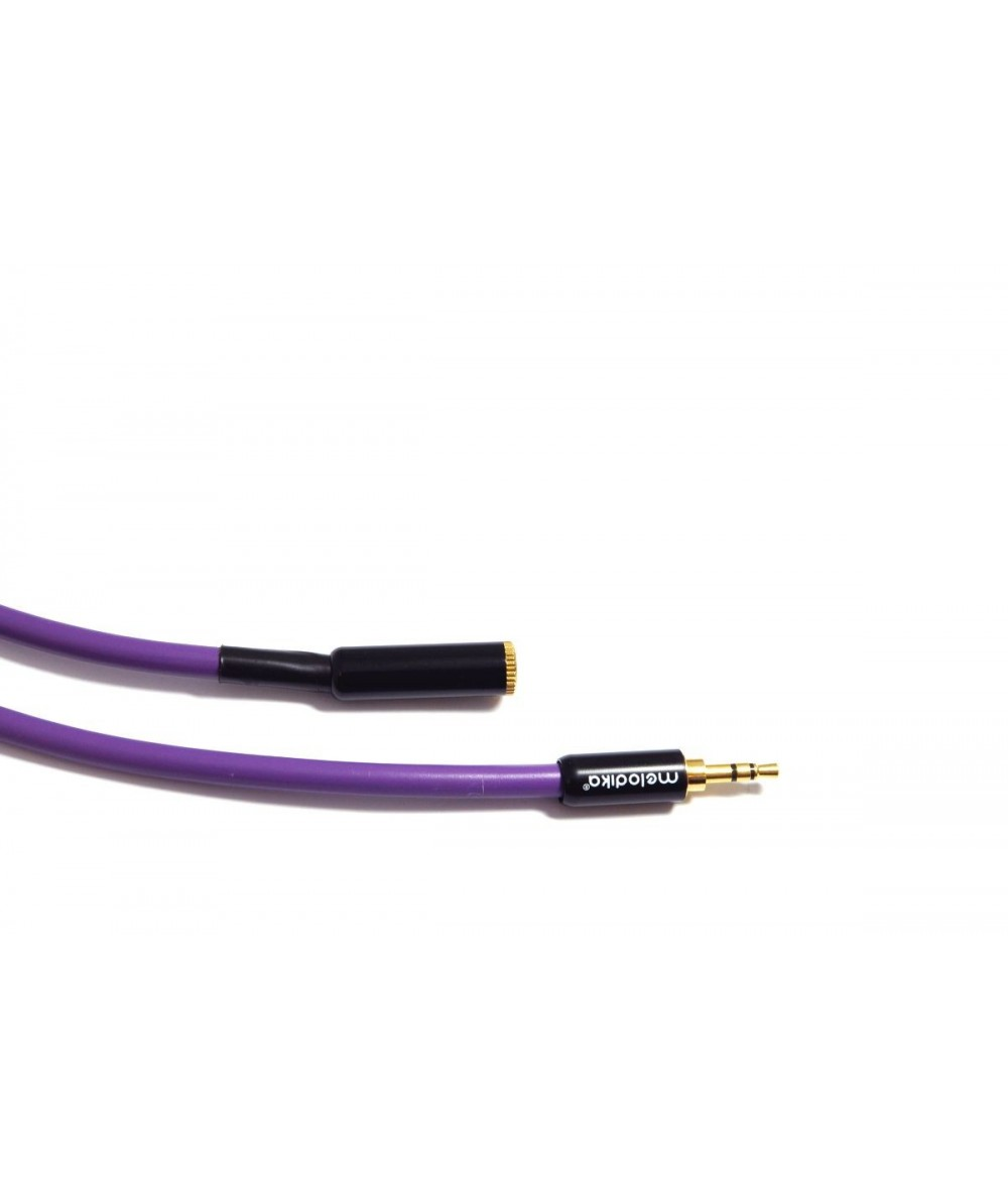 Melodika Purple Rain 3,5mm mini jack prailginimas - Mini Jack