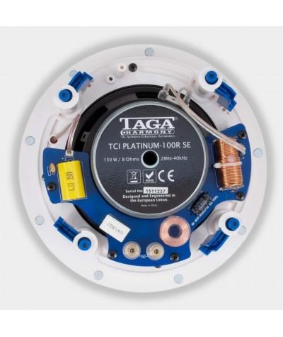 Taga TCI Platinum-100R SE lubinės kolonėlės (2vnt.)