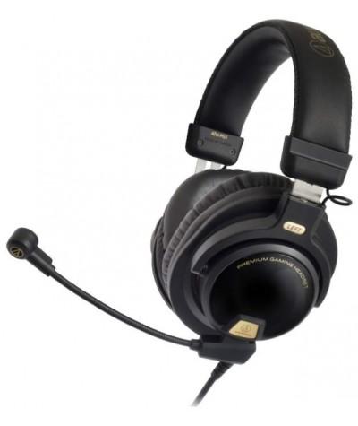 Audio-Technica ATH-PG1 on-ear ausinės su mikrofonu uždaros