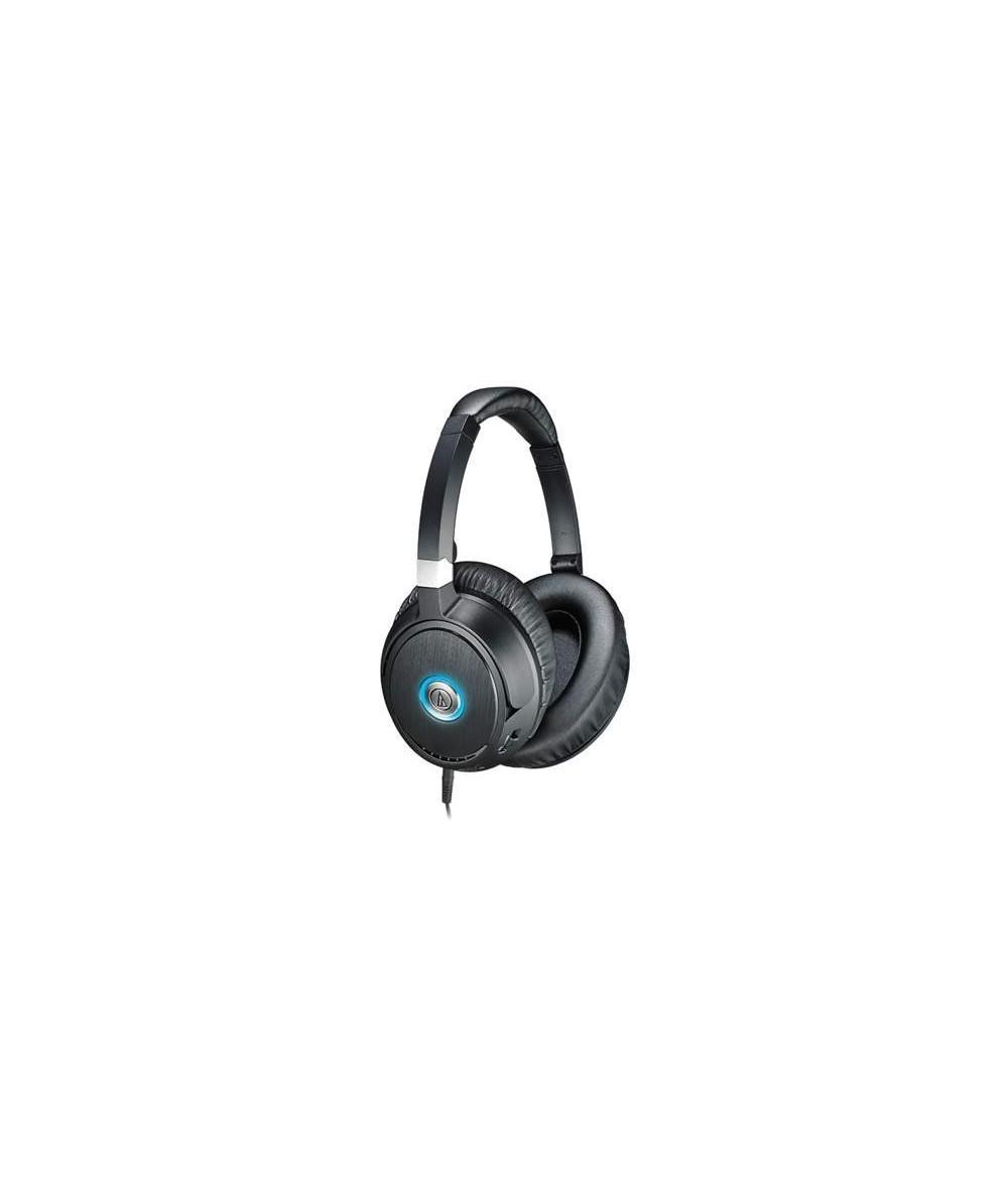 Audio-Technica ATH-ANC70 ausinės su aktyvia triukšmo slopinimo sistema - Dedamos ant ausų (on-ear)
