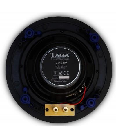 TAGA TCW-280R montuojama į lubas kolonėlė - Įmontuojamos kolonėlės
