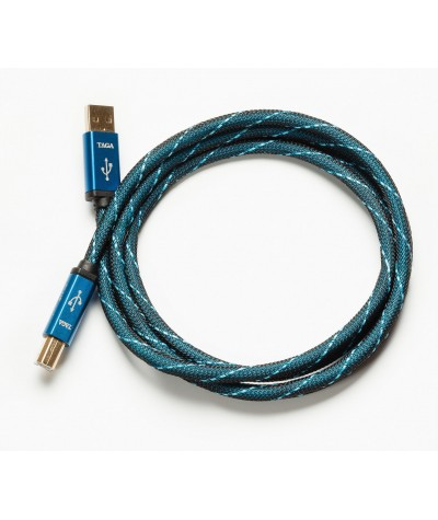 TAGA Harmony USB-B kabelis DAC pajungimui