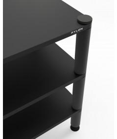 Pylon Audio Elegance T3 HiFi aparatūros spintelė - Spintelės aparatūrai