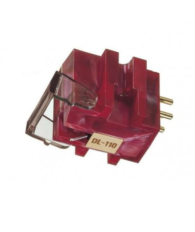 Denon DL-110 MC tipo patefono galvutė