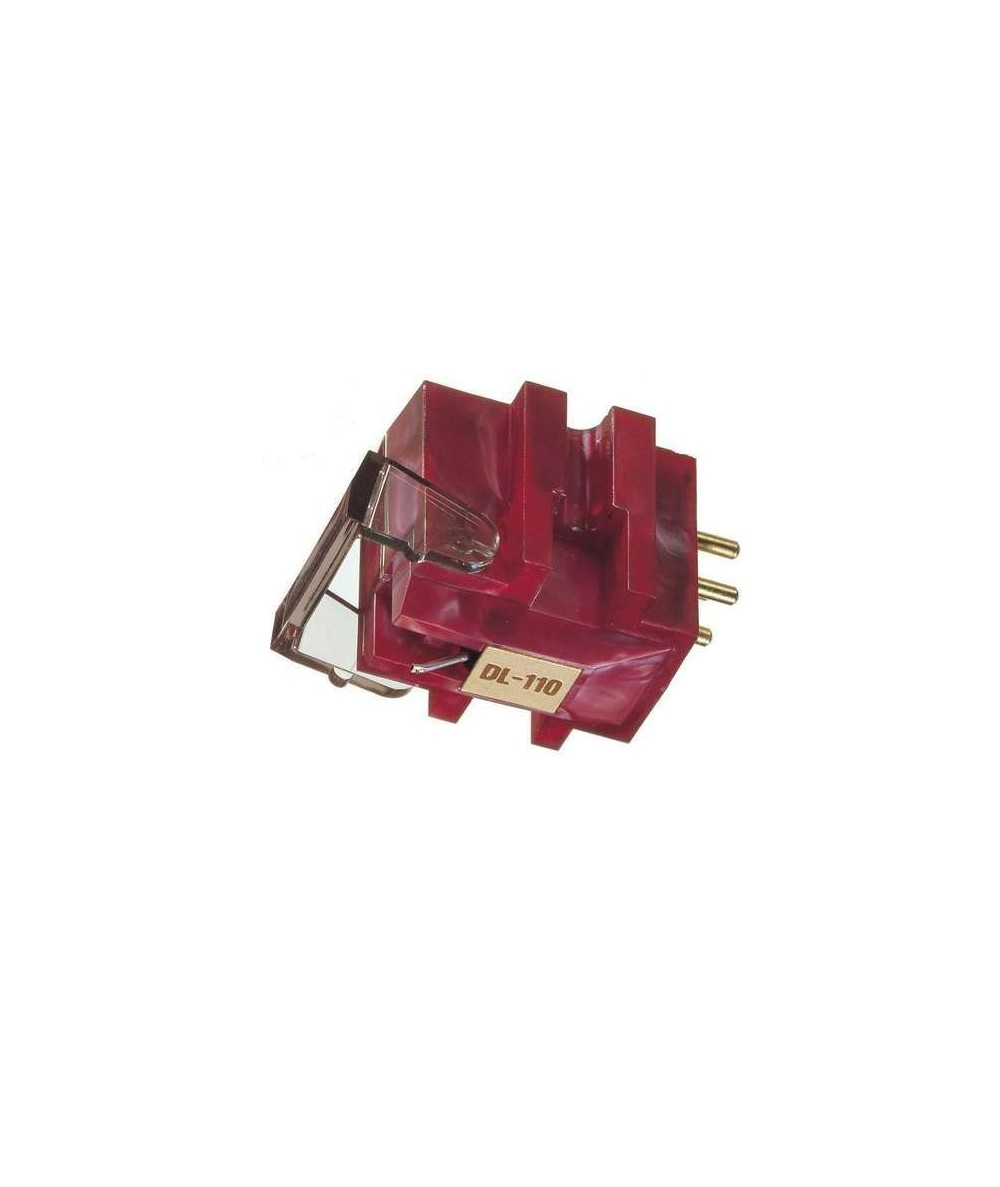 Denon DL-110 MC tipo patefono galvutė - Patefonų galvutės ir priedai