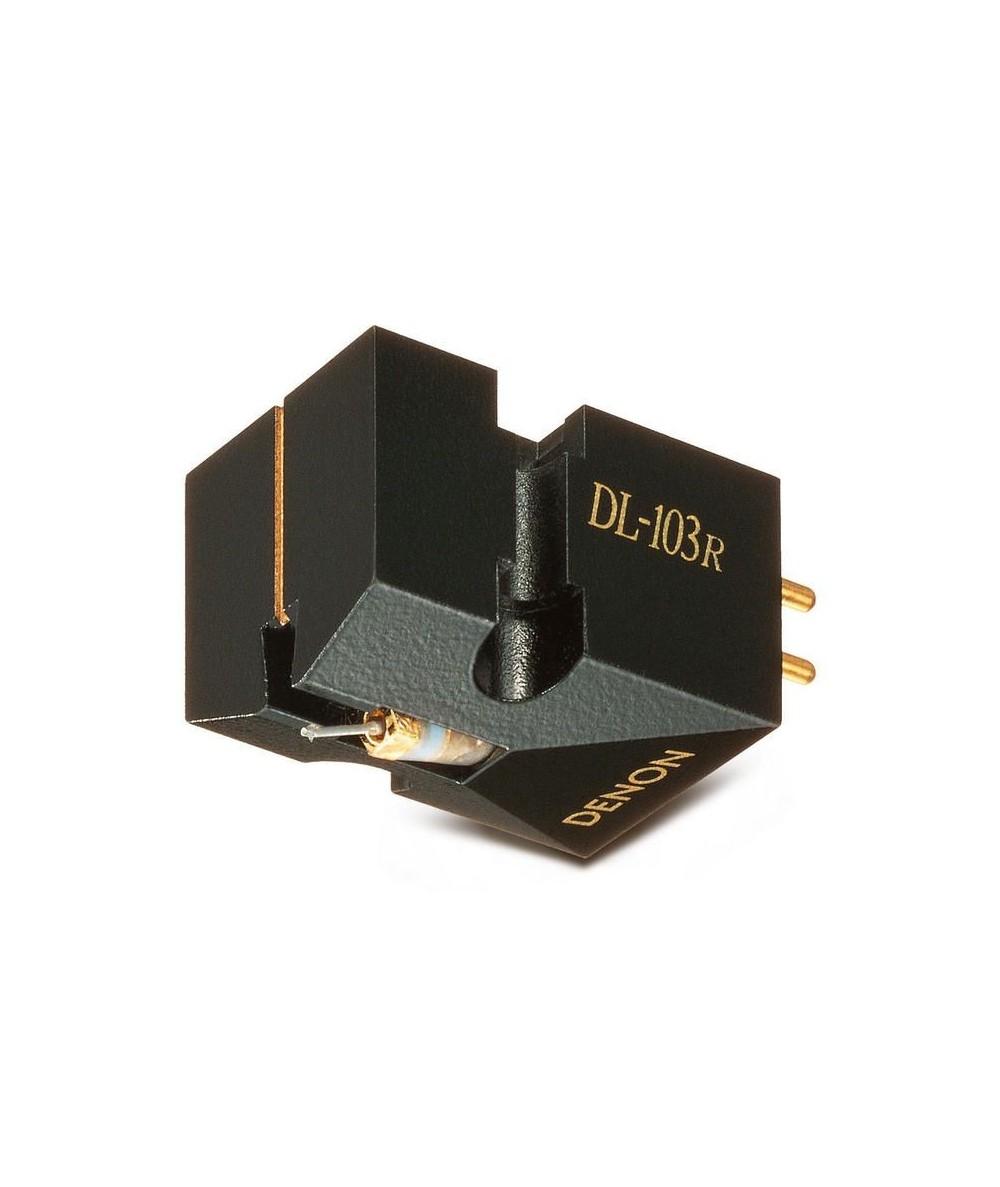 Denon DL-103R MC tipo patefono galvutė