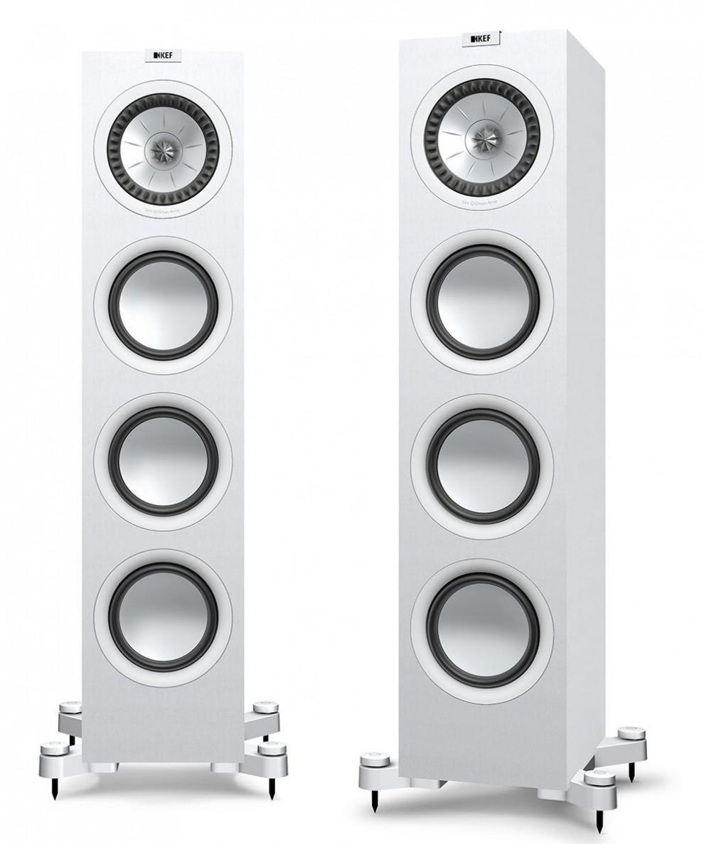 KEF Q750 grindinės garso kolonėlės (pora) - Grindinės kolonėlės