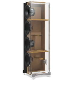 KEF Q550 grindinės garso kolonėlės (pora) - Grindinės kolonėlės