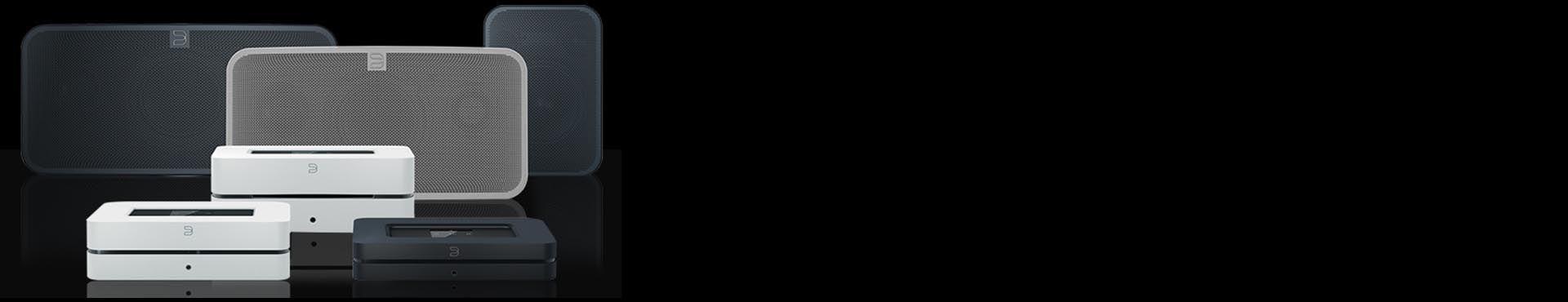 Belaidės garso sistemos (Multiroom)