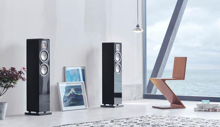 audiovector qr3 koloneles