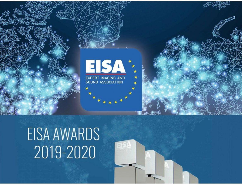 EISA apdovanojimai 2019-2020